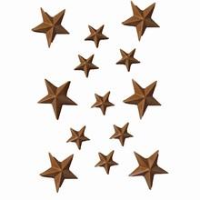 Moule étoiles