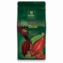Ocoa Barry chocolate, 70%,