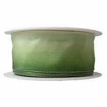Forest Green Ombre Ribbon (2in)