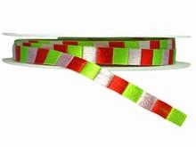 Christmas Checkered Ribbon (0.5in)