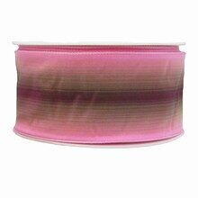 Ombre Pink Hues Ribbon (2in)