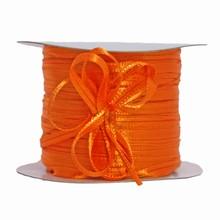 Orange pull bow ribbon (0.2in)