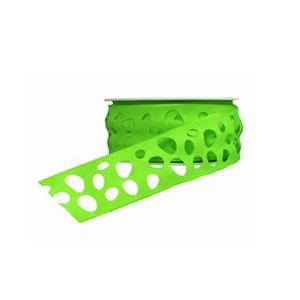 Découpage laser oeufs vert lime (40mm)