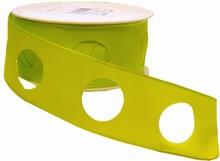 Ruban cercle vert pâle (40mm)