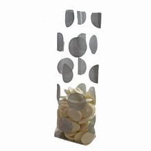 Silver dots cello bags (2S)