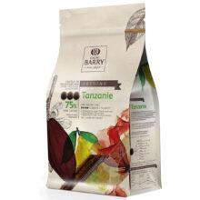 Tanzanie Pure Origin 75%, (1kg)