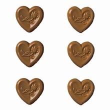 Moules Artisanal Saint-Valentin