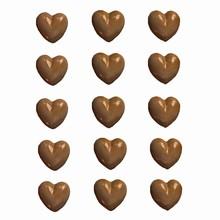 Valentine Chocolate Bites