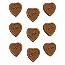 """Love"" hearts"