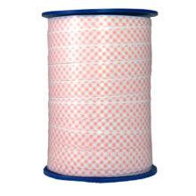Bolduc Curling Ribbon Vichy Blush