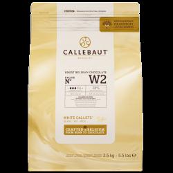 Callebaut W2 White Chocolate