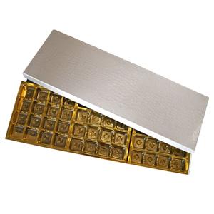 Croco Elegance White Box, 48ct