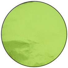 Confectionery foil, Chartreuse