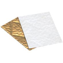 Coussinet Or, 3 plis