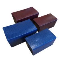 Leather illusion Ballotin