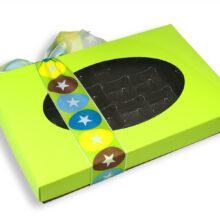 lime. 1lb rectangular box