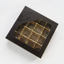 1/2lb Square Cabosse Collection