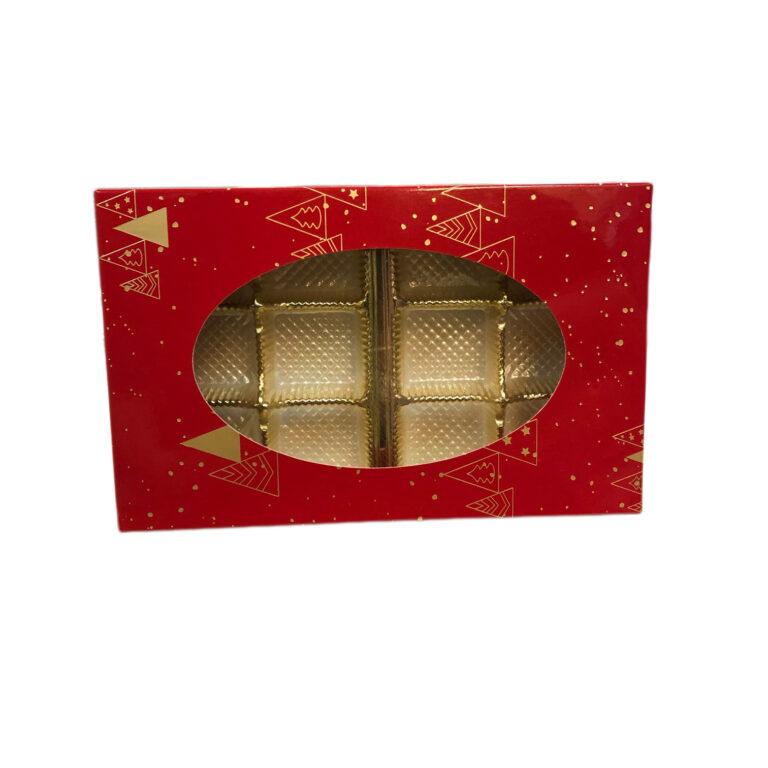 1/2lb rectangle box, Balthazar