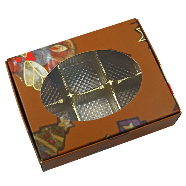 Fribourg 1/4lb Folding Box
