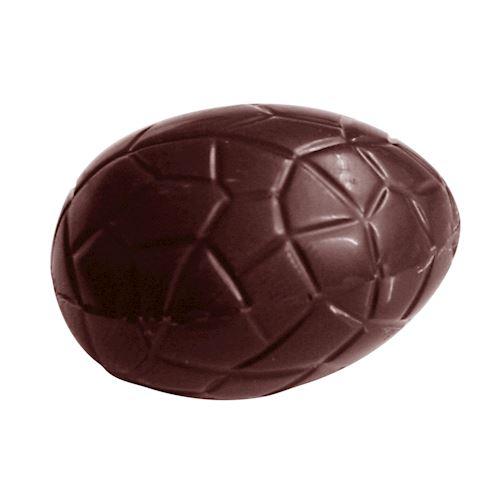 Moule chocolat oeuf croco 29mm