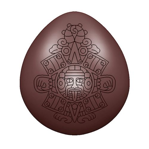 Moule chocolat oeuf Maya