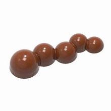 CW1883-Moule chocolat Tablette sphères