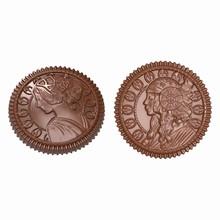 """cw1895-Moule chocolat, """"Vénus & Diana"""""""
