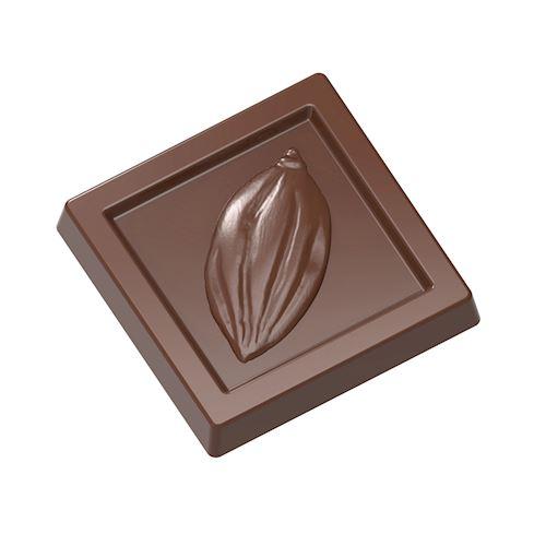 Moule chocolat Carré de cacao