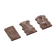 Assortment of Chocolat Molds