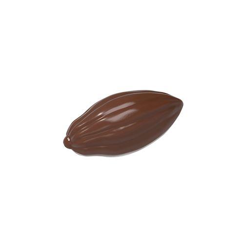 Cocoa Pod Chocolate Mold