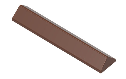 Moule chocolat Barre triangulaire