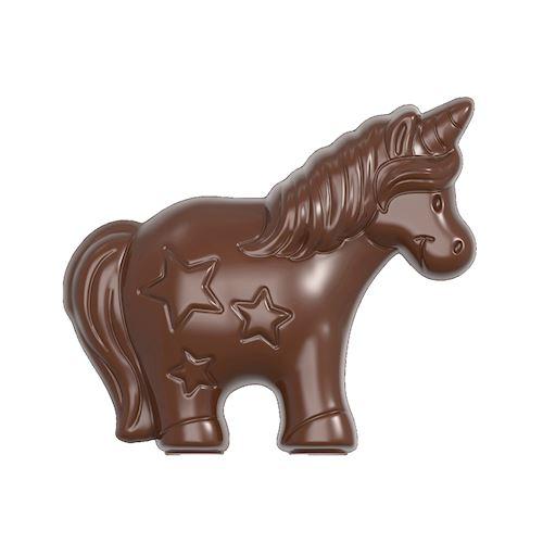 Moule chocolat Licorne