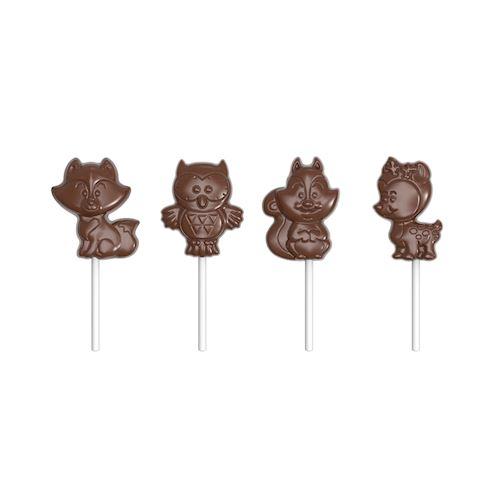 Moule chocolat Petits animaux