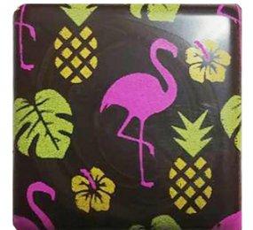 Blister Tropical flamingo