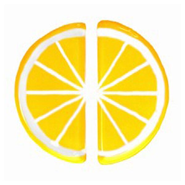 Plaque à remplir Demi citron