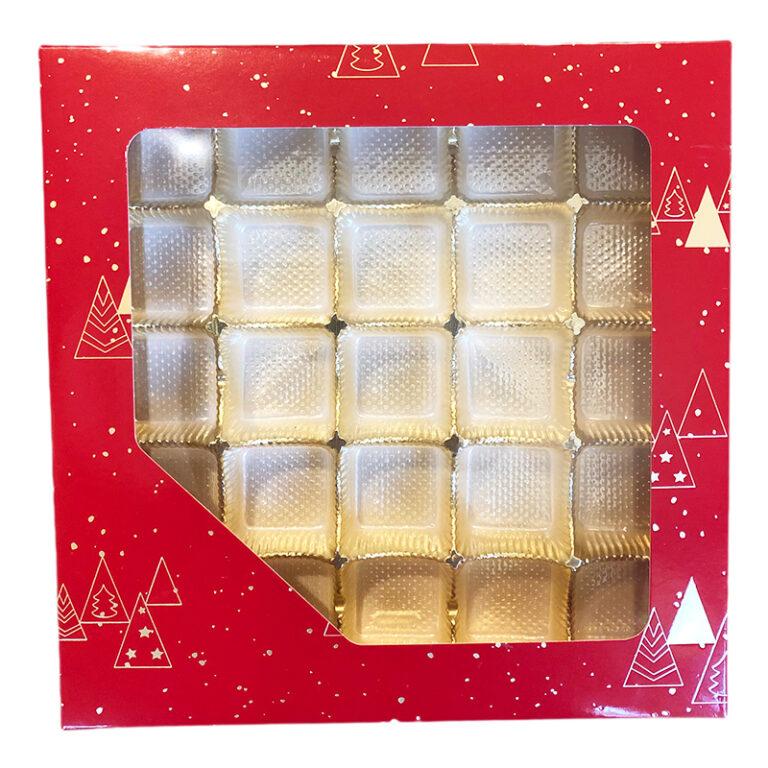 Balthazar, 1lb square box