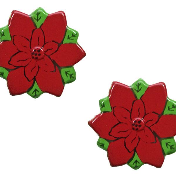 Blister Poinsettias