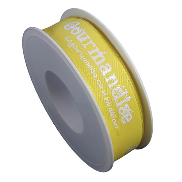 """Gourmandise"" Yellow Ribbon"