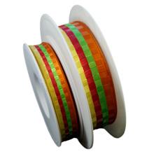Ruban carrelé multicolor