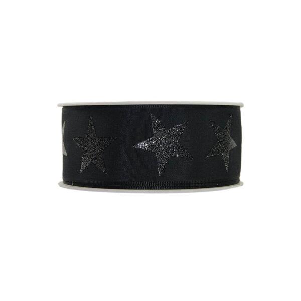 Starry Black ribbon