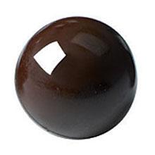 Moule chocolat demi-sphère (60mm)