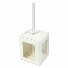 Cubetto à fenêtre rectangulaire pour suçon
