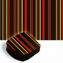 Transfer Sheets, Christmas Stripes