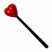 Heart spoon mold