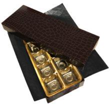 Espresso croco box, 12ct