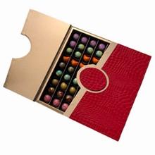 Orbite red croco box