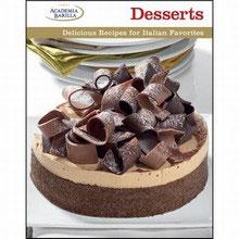 """Academia Barilla's Great Little Cookbooks: Desserts"""