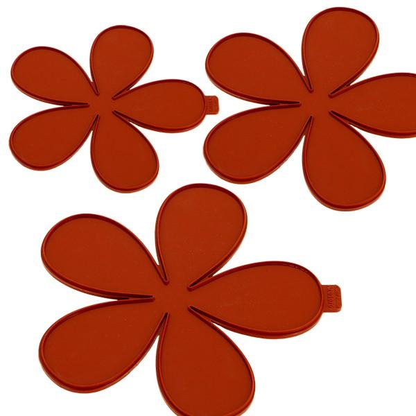 Empreinte Silicone, Fleur Arrondie