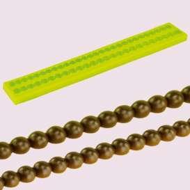 Moule Silicone Colliers de Perles Rondes