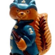 Fireman Squirrel